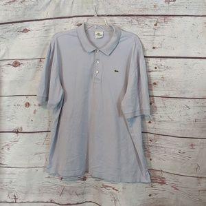 Lacoste Polo Shirt Size XXL
